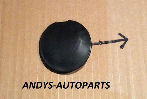 HONDA JAZZ 08 ONWARDS FRONT TOWING EYE COVER. PAINTED ANY HONDA COLOUR